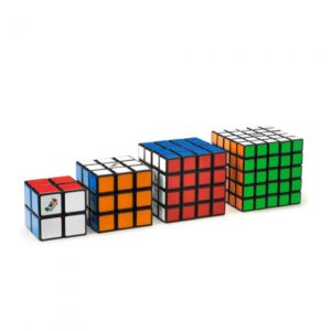 "The Rubik's Cube ""family"""